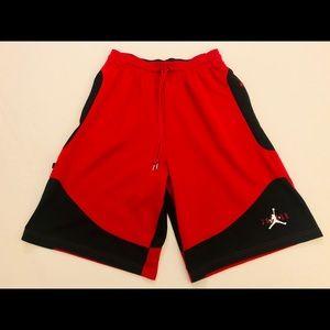 Jordan 6 Retro Carmine Shorts, Men's Size Large